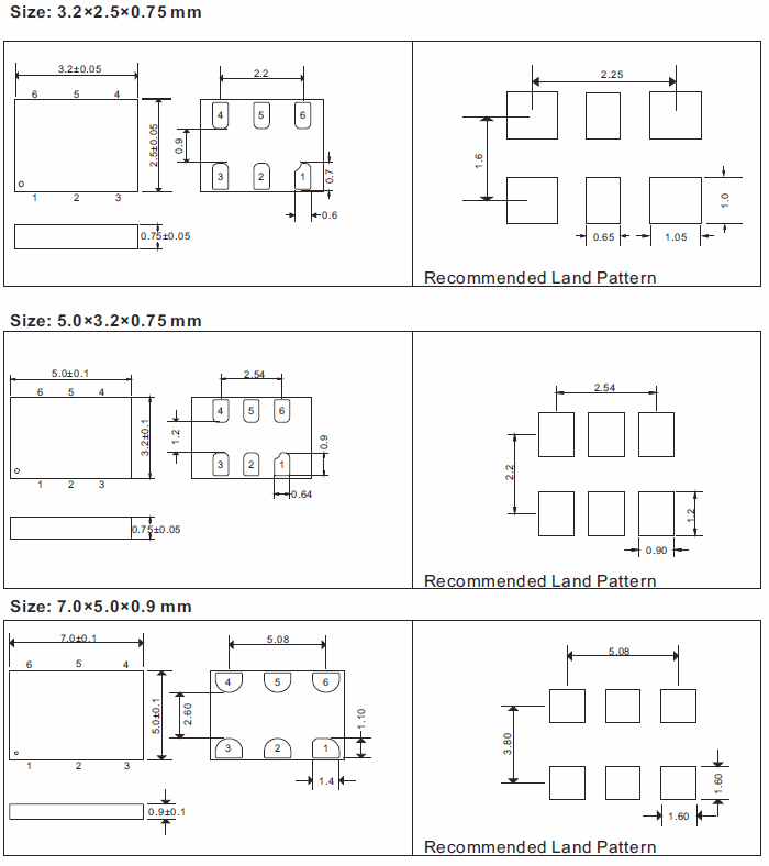 SJK9121-LVDS-Dimensions